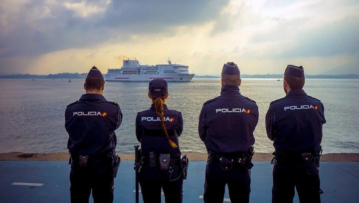 Полиция Испании изъяла более тонны кокаина