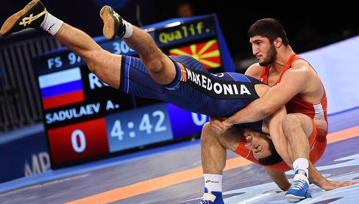 Вольная борьба. Садулаев стал трехкратным чемпионом мира