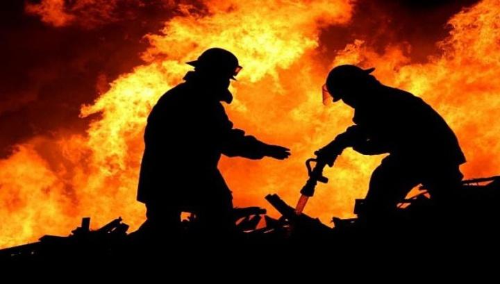 Пожар в девятиэтажном доме в Туле: четыре человека пострадали