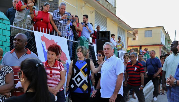 На Кубе завершилось общественное обсуждение проекта новой конституции страны