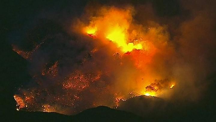 В Калифорнии растет число жертв лесных пожаров