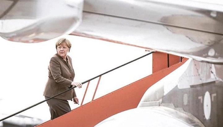 Из-за инцидента с самолетом Меркель пропустит первый день G20