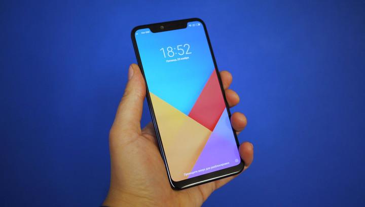 "Обзор смартфона Xiaomi Mi 8 Pro: ""прозрачный"" флагман"