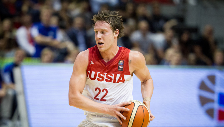 Сборная России по баскетболу обыграла финнов