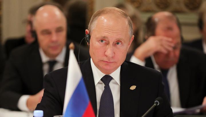 Путин предложил использовать площадку G20 для выработки реформы ВТО