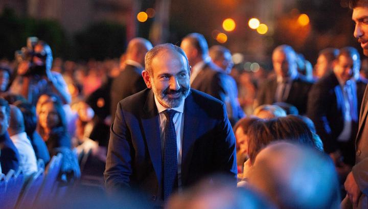 На выборах в Армении лидирует блок Пашиняна, бывшая правящая партия не прошла