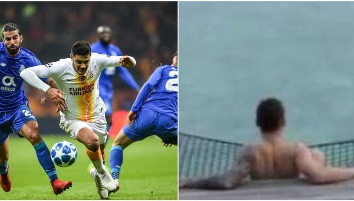 """Защитник """"Галатасарая"""" симулировал болезнь, чтоб уехать на Мальдивы вместо матча"""