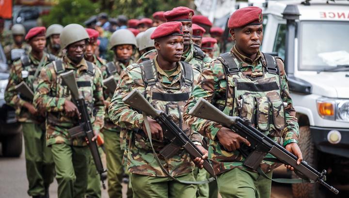 Ликвидированы все боевики, напавшие на отель в Найроби