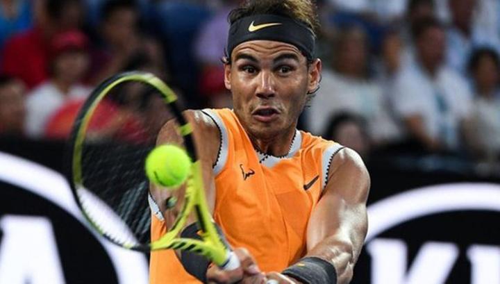 Надаль вышел в четвертьфинал парижского Masters