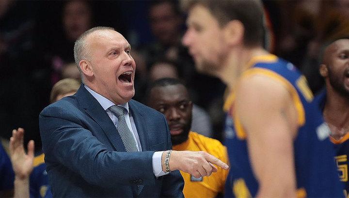 """Римас Куртинайтис: """"Химки"""" сохраняют шансы на выход в плей-офф Евролиги"""