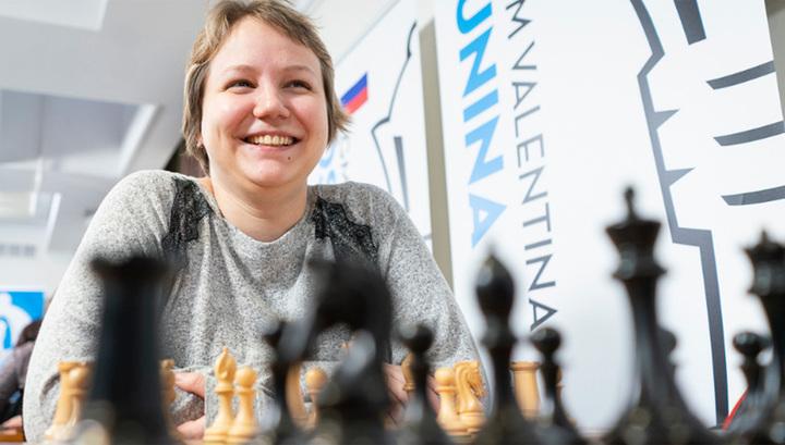 Российская шахматистка Гунина выиграла турнир в Сент-Луисе