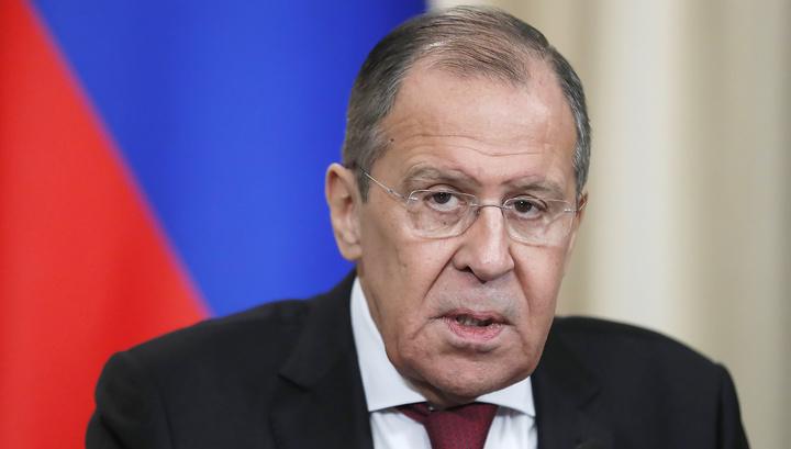 Лавров о зоне безопасности в Сирии: мы признаем интересы Турции законными