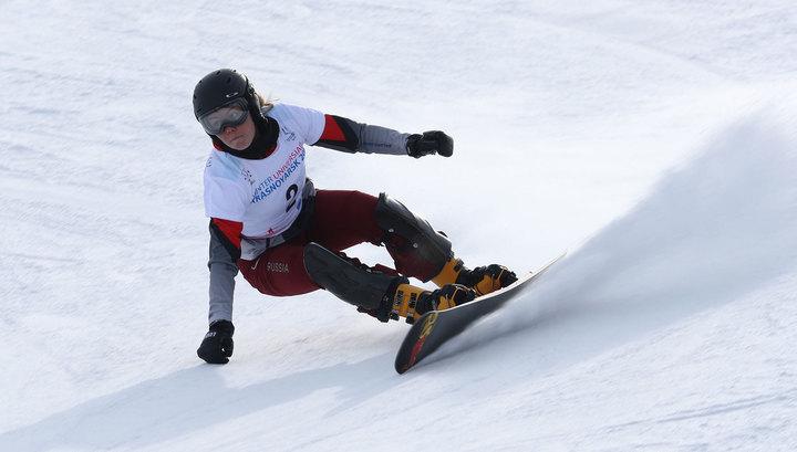 Универсиада. Российские сноубордисты выиграли шесть медалей