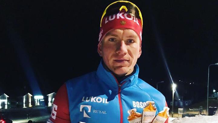 """Большунов стал вторым в гонке преследования на """"Ски Тур"""" photo"""