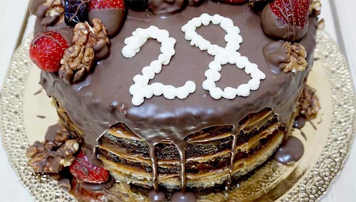 Торты на день рождения: Александр Кокорин отметил в СИЗО 28-летие