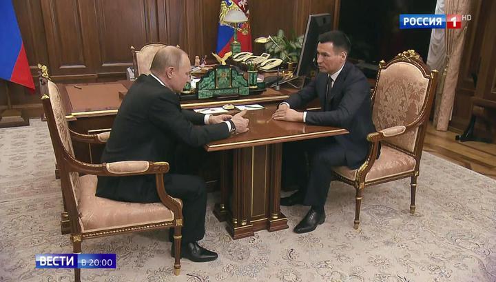 Калмыкия и Республика Алтай обрели новых руководителей