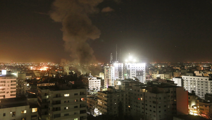Атака на спецслужбу ХАМАС: Израиль поразил ракетой второе здание в Газе