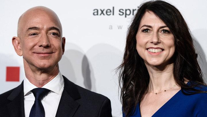 Экс-супруга основателя Amazon стала одной из самых богатых женщин мира
