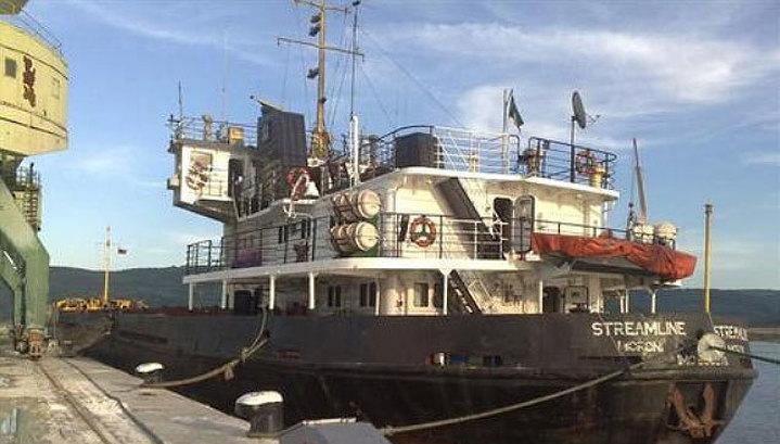 """Донские моряки просят эвакуировать их с арестованного в Турции сухогруза """"Стримлайн"""""""