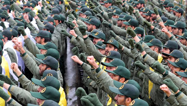 США внесут иранский КСИР в список иностранных террористических организаций