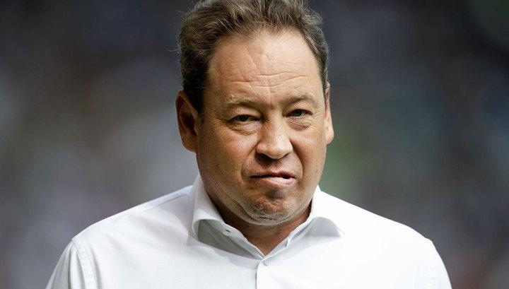 Леониду Слуцкому грозит дисквалификация за жесткую критику арбитра