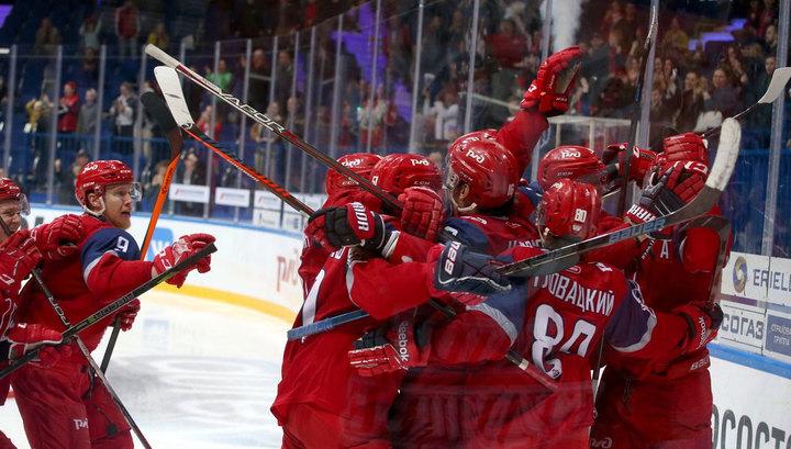 """Хоккей. """"Локо"""" стал трехкратным обладателем Кубка Харламова"""