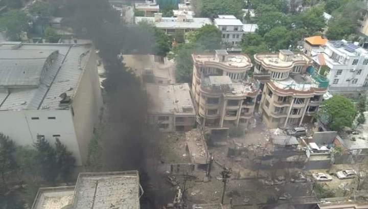 Атака террористов в Кабуле: девять погибших, десятки раненых