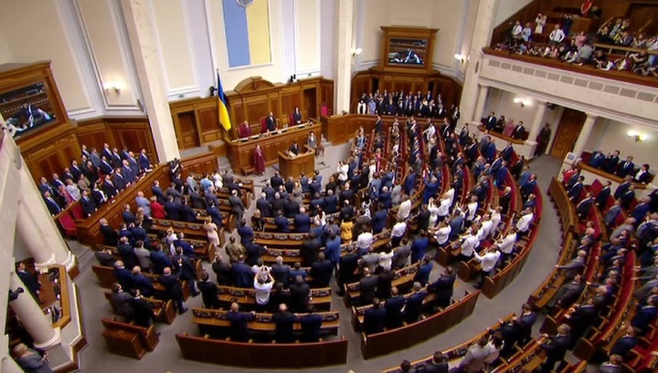"""""""Оппозиционная платформа"""" не собирается входить в коалицию со """"Слугой народа"""""""