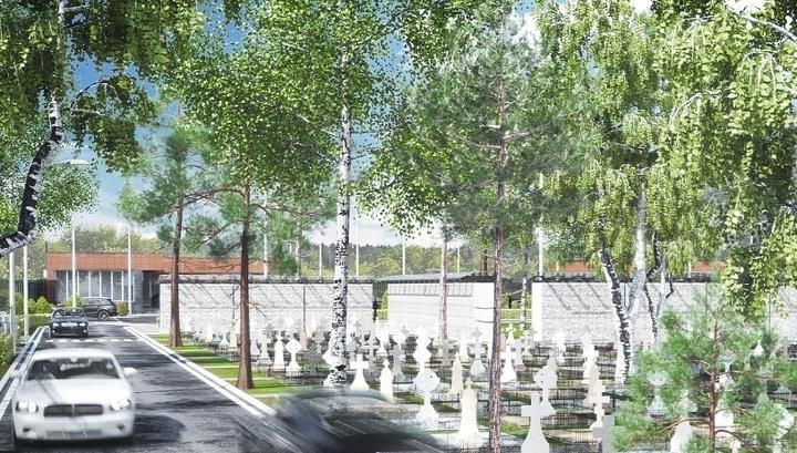 В Москве почти на треть расширят Бутовское кладбище