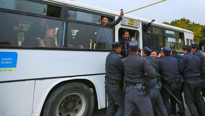 Кровная месть: бывшие зэки устроили бойню на сельском базаре в Азербайджане