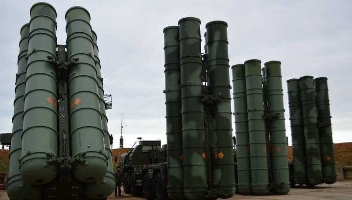 Из-за учений НАТО комплексы С-400 в Крыму привели в высшую степень боевой готовности