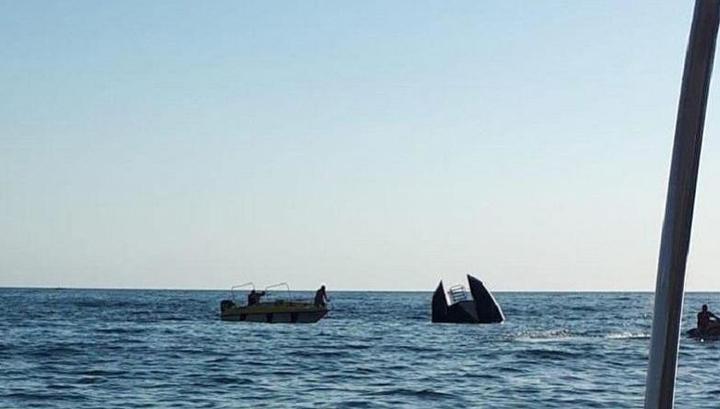 Трагедия с перегруженным катамараном в Черном море: подробности