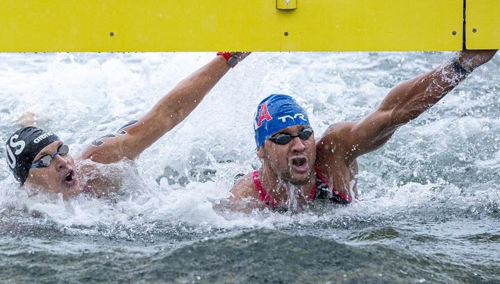 Беляев завоевал серебро в плавании на открытой воде на чемпионате мира