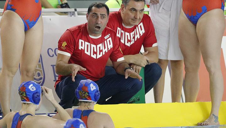 Российские ватерполистки не смогли выйти в полуфинал чемпионата мира