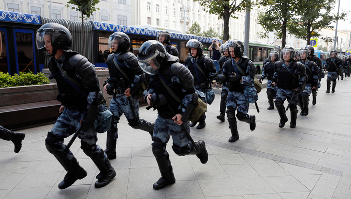 Первые иски поданы в рамках 100-миллионого ущерба от протестных акций