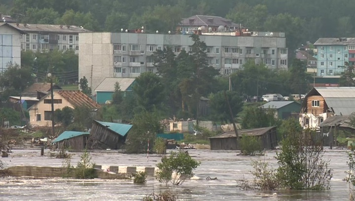 В Иркутской области восстановлено электроснабжение