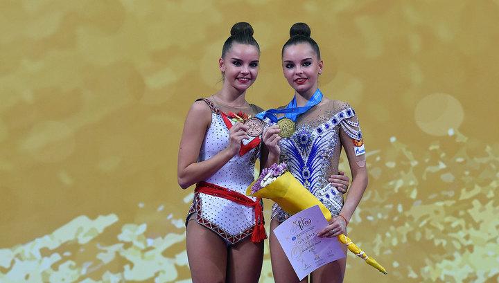 Сестры Аверины выиграли восемь медалей на этапе Кубка вызова