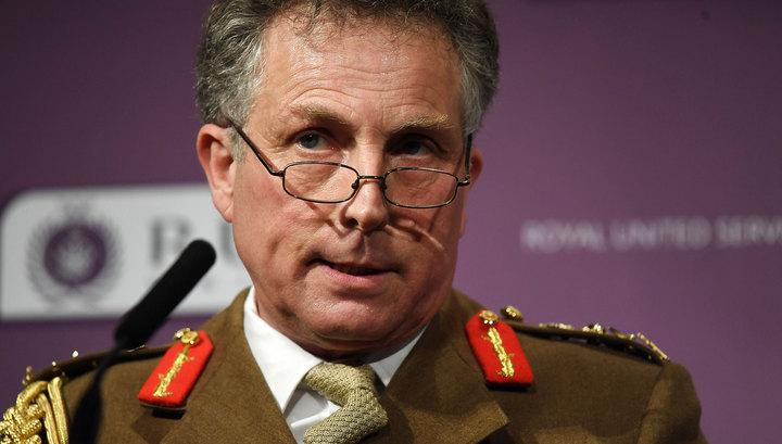 Генерал Картер предупреждает: Россия пытается расширить свою сферу влияния