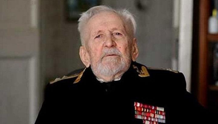 Умер старейший подводник России