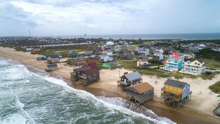 """Число жертв урагана """"Дориан"""" возросло до 30 человек"""