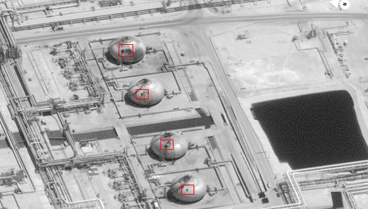 СВР России собирает информацию об атаке на НПЗ в Саудовской Аравии