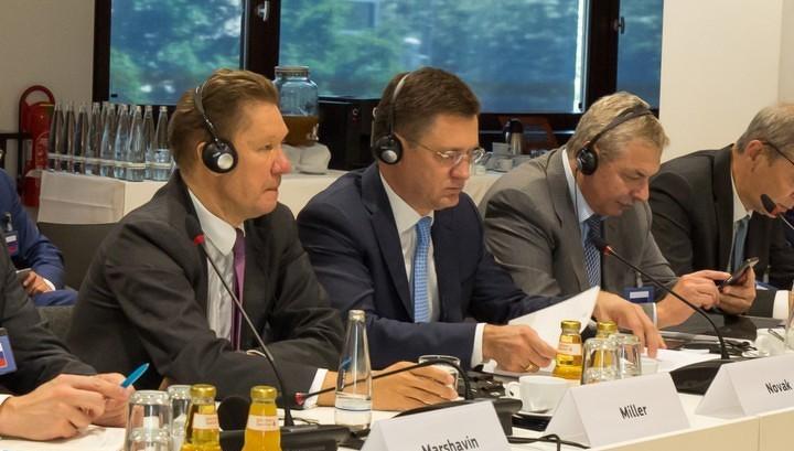 Россия не ждет конкретных соглашений на предстоящей встрече Россия-Украина-ЕС по газу
