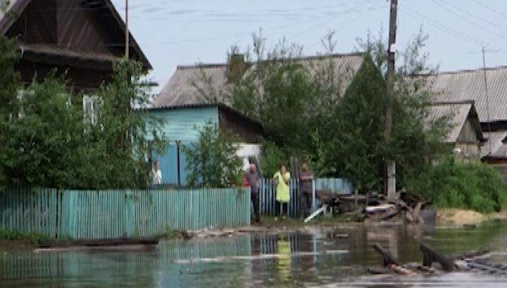 Тринадцать новых дамб появится в пострадавших от подтопления районах Иркутской области