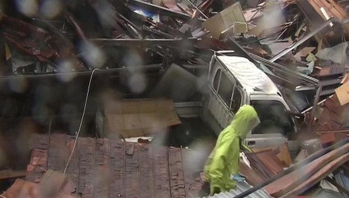 """Жизнь Японии после """"Хагибиса"""": 100 000 домов остаются без электричества"""