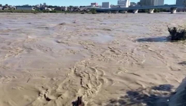 Правительство Японии подсчитывает ущерб от осенних тайфунов