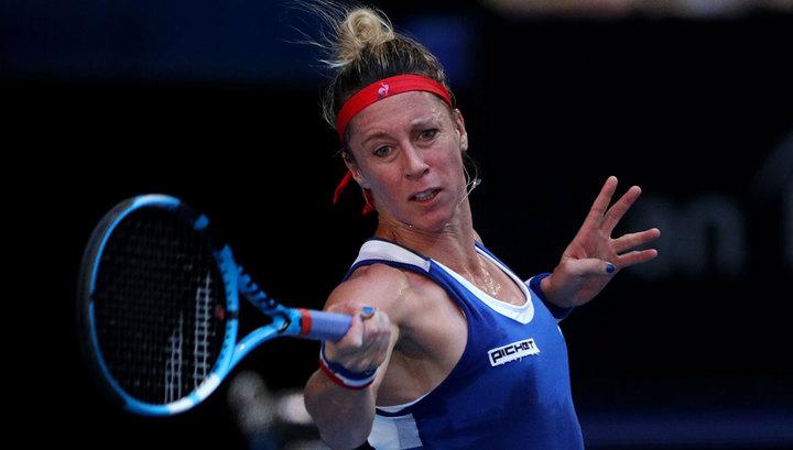 Французские теннисистки впервые с 2003 года выиграли Кубок Федерации