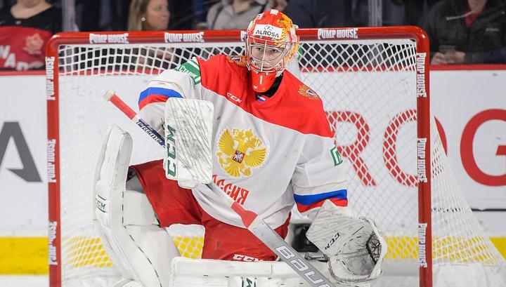 Россия обыграла Канаду в шестом матче, но проиграла молодежную Суперсерию