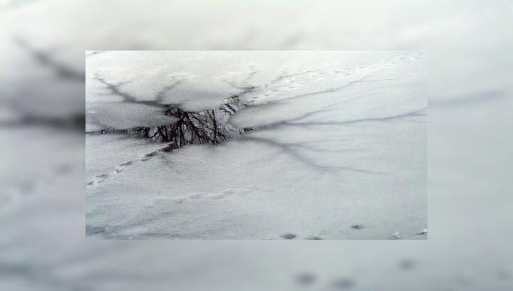 Из-за аномального тепла в Алтайском крае не открыта ни одна ледовая переправа