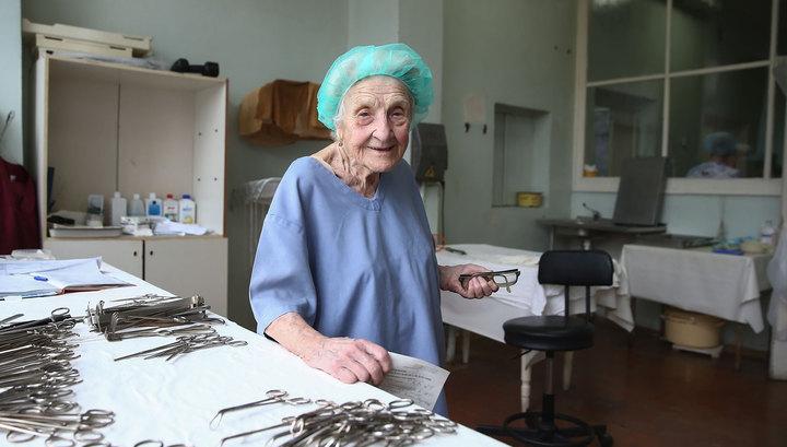 В Рязани скончалась хирург Алла Левушкина, практиковавшая до 90 лет
