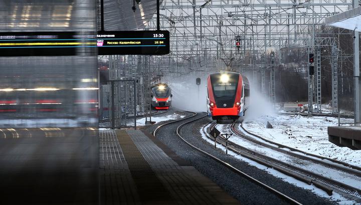 НА МЦД-2 восстановили движение поездов